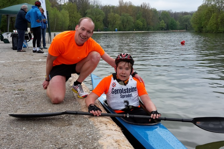 Münchner Kanu Triathlon
